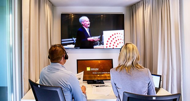 Remote interpreting hub opened by event tech firm